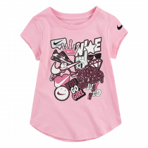 nike Sticker Pack SS Scoop Tee 26G118-A8F