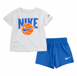 nike Sport Tee And Shortst 66E755-C3R
