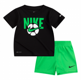 nike Sport Tee And Shorts 66E755-E6M